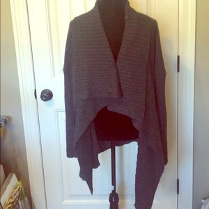 NWOT Jennifer Lopez Sparkling Knit Cardigan